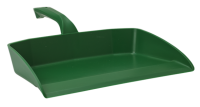 Kehrschaufel, 330 mm, Grün
